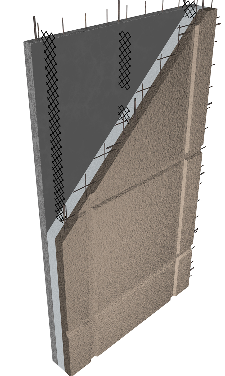 CarbonCast Insulated Wall Panels | Oldcastle Infrastructure