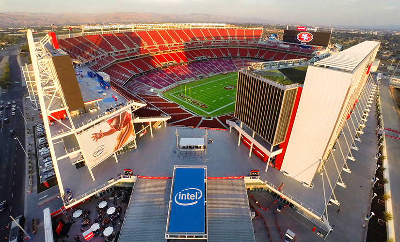 NEW SAN FRANCISCO 49ERS STADIUM