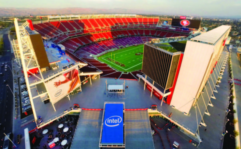 New San Francisco 49ers Stadium Scores Big with BioMod® Infrastructure Management System