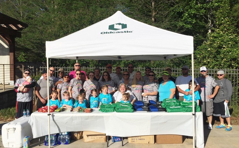 Oldcastle Infrastructure Supports Fourth Annual Abby's Foundation Rainbow Run & Family Fun Day