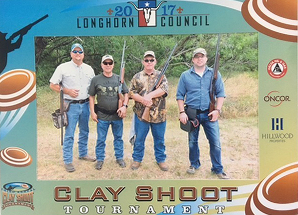 Oldcastle Infrastructure Mansfield Participates in Longhorn Boy Scouts of America Fundraiser