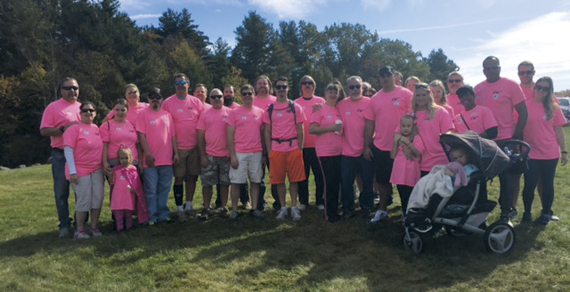"Oldcastle Infrastructure Avon Supports Breast Cancer Awareness During Annual Event ""Making Strides Against Breast Cancer"""