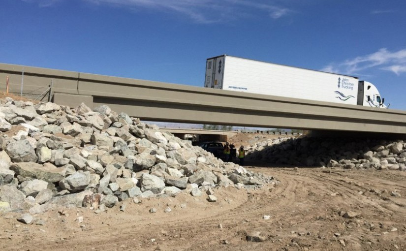 OLDCASTLE PRECAST'S CALIFORNIA BRIDGE PROJECT HONORED WITH PCI DESIGN AWARD OF EXCELLENCE