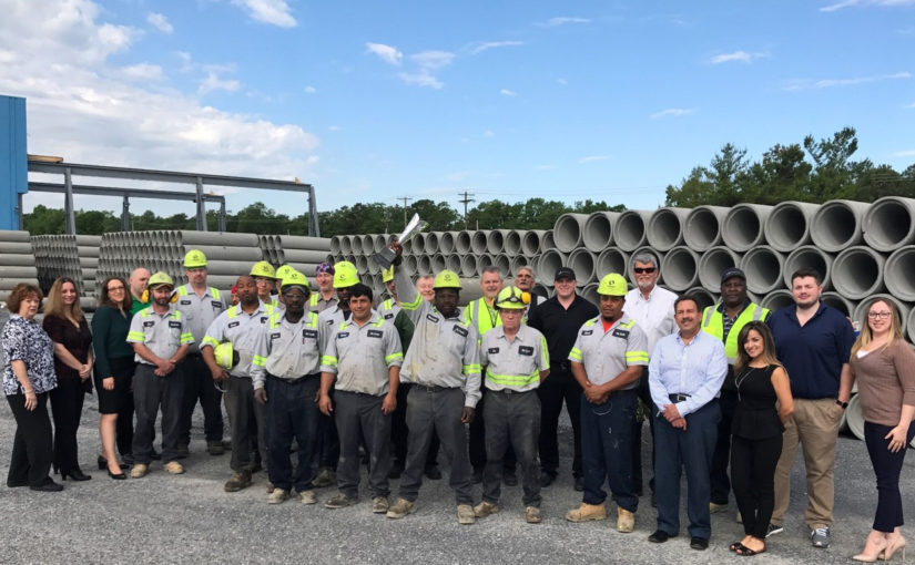 Oldcastle Infrastructure East Region Announces the