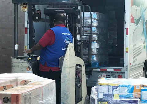 Oldcastle Infrastructure Houston Quickly Transitions Efforts to Support Employee Family's, Effected by Hurricane Harvey, Immediate Need for Food, Water, and Shelter
