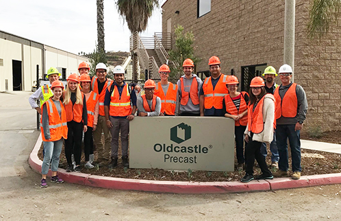 Oldcastle Infrastructure Lakeside, CA Hosts NPCA Educational Session