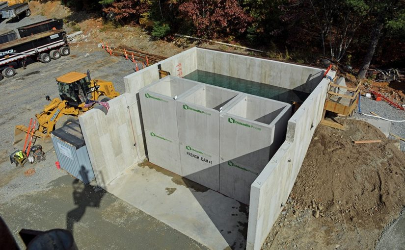 Excerpt from: NPCA – PRECAST PUSHES THE LIMITS OF SCALE | Oldcastle Infrastructure