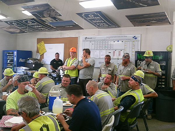 Oldcastle Infrastructure Ogden Reaches 3 Years Recordable Injury Free