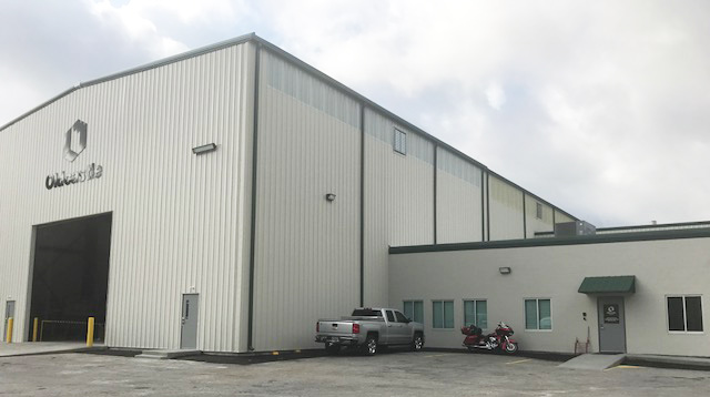 Plant Expansion for Oldcastle Infrastructure Fuquay‐Varina Includes Addition of Third Overhead Crane and Offices