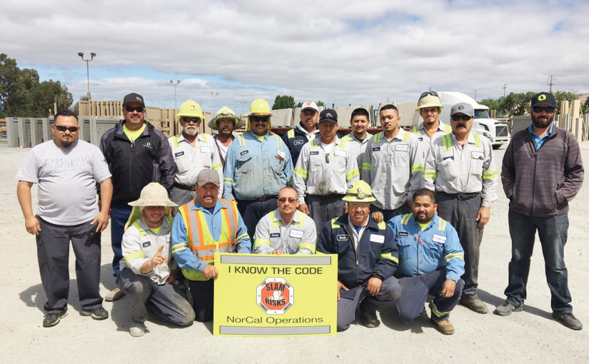 Safety Milestone – 2 years Without a Recordable Injury at Oldcastle Infrastructure Morgan Hill
