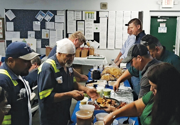 Oldcastle Infrastructure – San Antonio, Texas Goes 4 Years without a Recordable Injury
