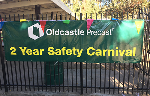 Oldcastle Infrastructure Perris Facility Attains 2 Years with Zero OSHA Recordable Injuries