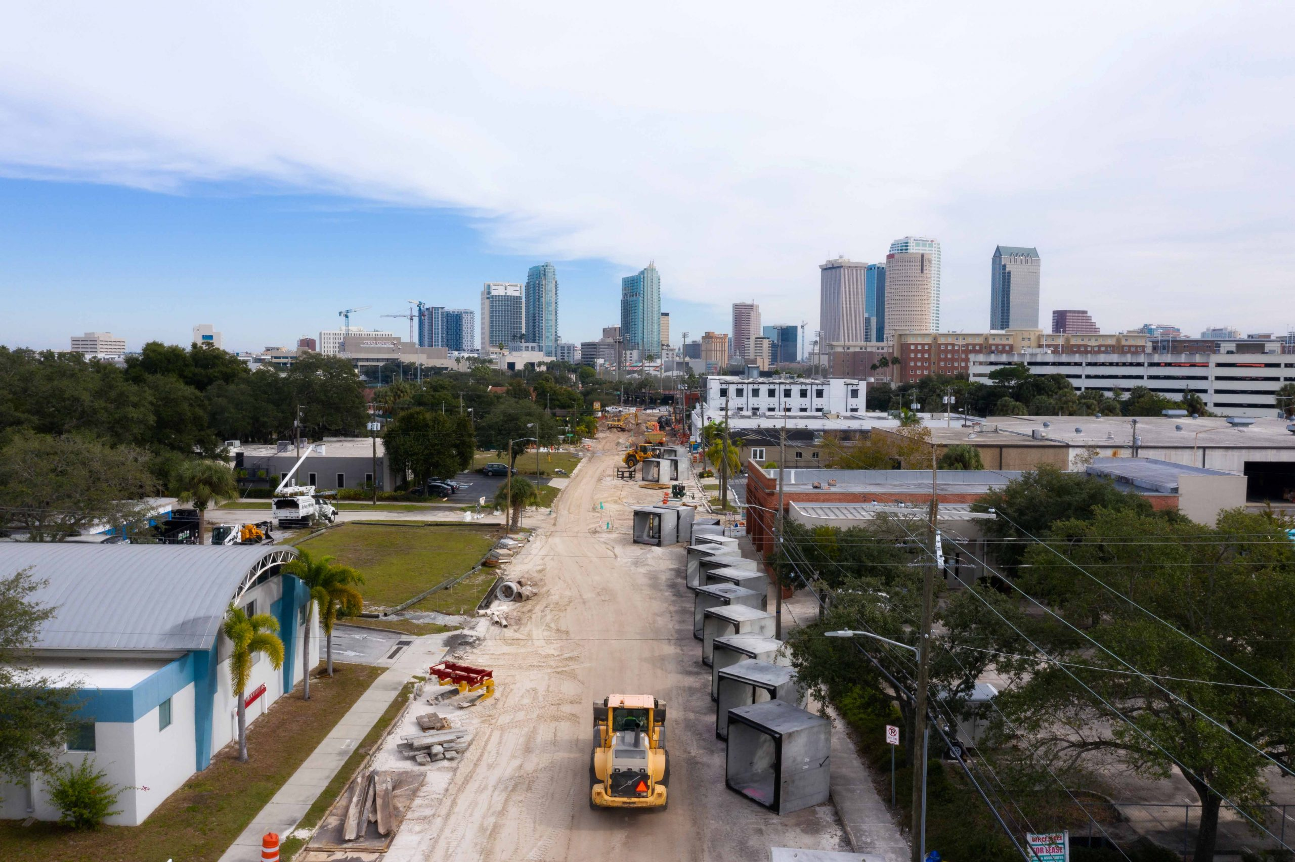 Oldcastle Infrastructure Announces Storm Drainage Project in Tampa, Florida