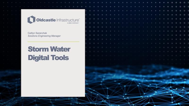 Storm Water Digital Tools Webinar Thumbnail